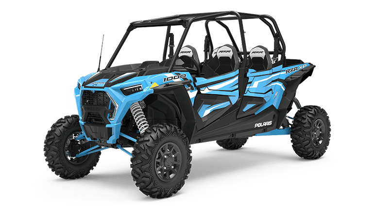 RZR XP 4 1000 Ride Command
