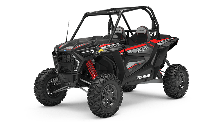 RZR XP 1000 Ride Command